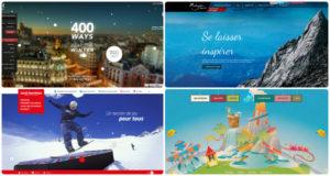 Parallax scrolling : 4 exemples de sites web dans le tourisme