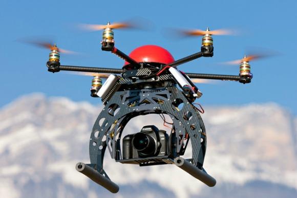 Vidéos touristiques : Prenez de la hauteur avec un drone !