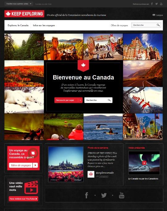 Keep Exploring Canada