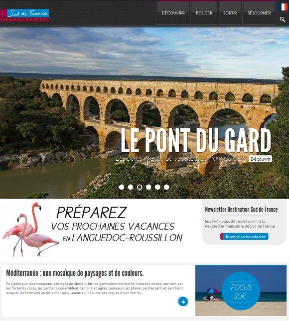 Tourisme Languedoc-Roussillon