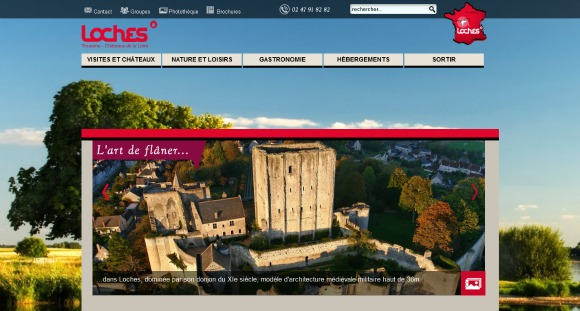 Office de Tourisme de Loches