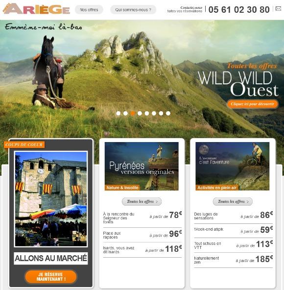 Ariège Tourisme
