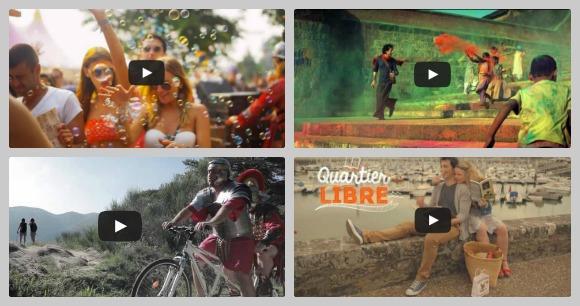 Best Of Vidéo et Tourisme (juillet 2013)