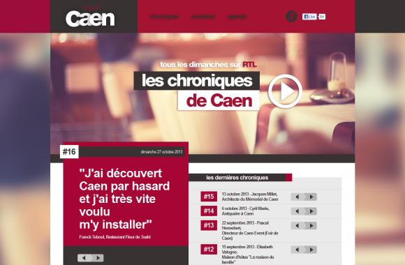 Visit Caen