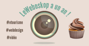 Read more about the article LeWeboskop a un an !