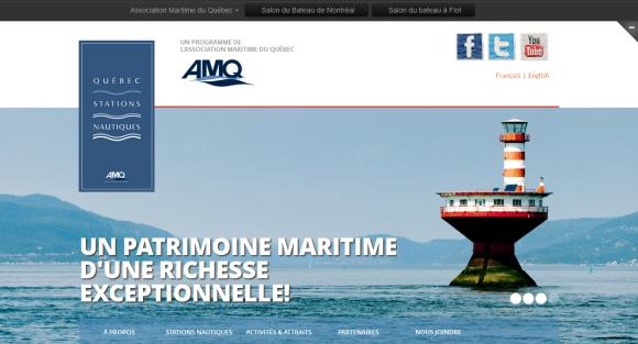Quebec stations nautiques