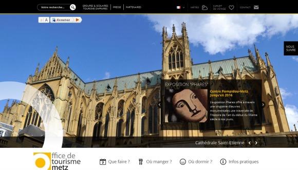Nouveaux sites web de destinations touristiques avril 2014 - Office de tourisme de mende ...