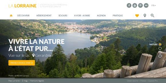 Lorraine tourisme