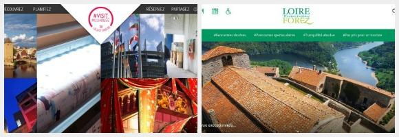 Nouveaux sites web de destinations touristiques [octobre 2014]