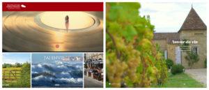 Nouveaux sites web de destinations touristiques [Automne 2015]