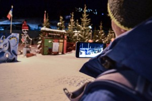 tournage périscope
