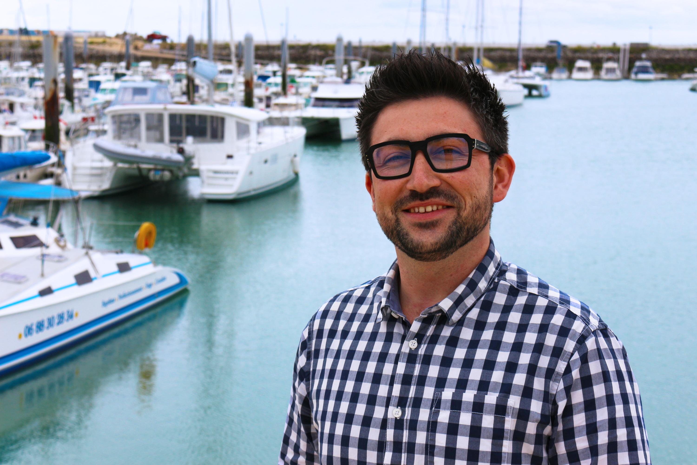 Entretien avec Sylvain Breffy, Community Manager de l'Office de Tourisme de l'île d'Oléron et du bassin de Marennes