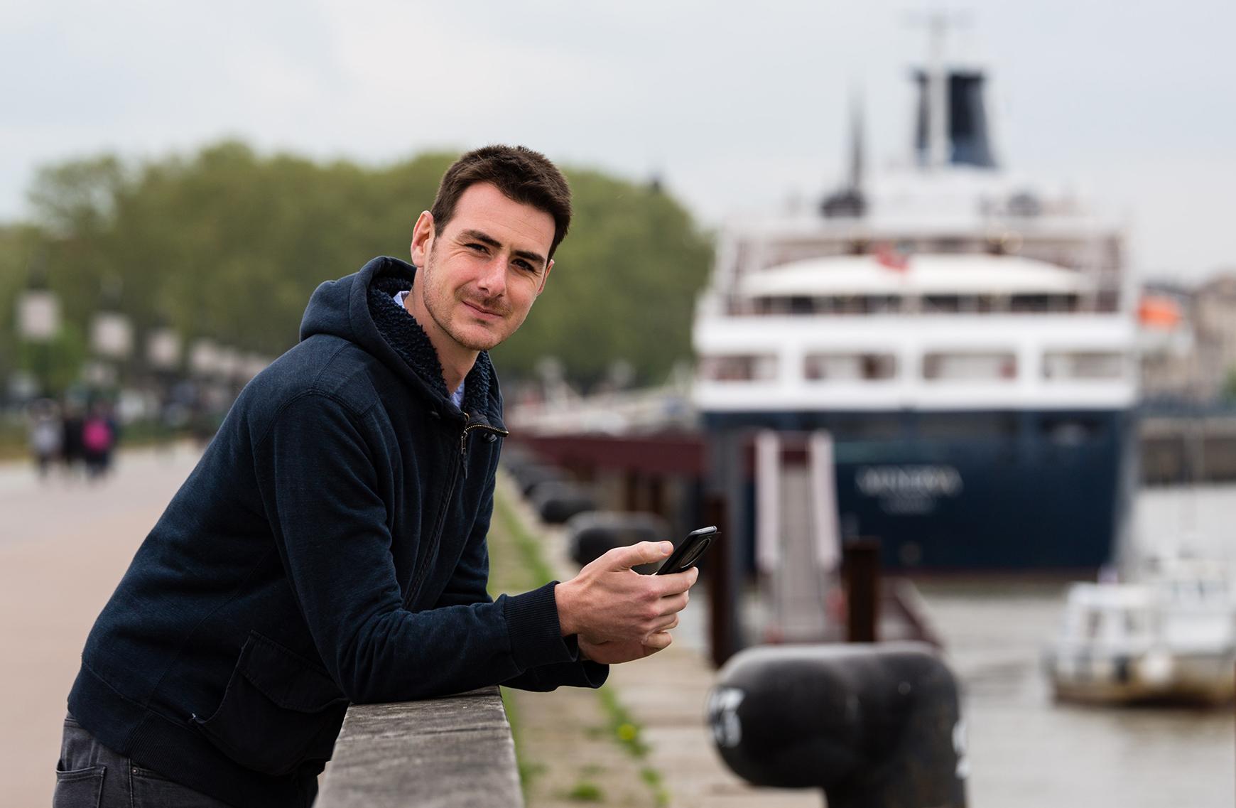 Entretien avec Rémy Martineau, Webmaster / Community Manager de l'Office de Tourisme de Bordeaux Métropole