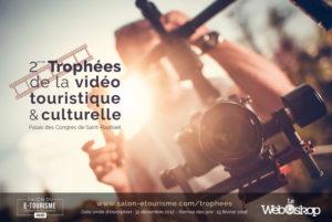2èmes Trophées de la Vidéo Touristique et Culturelle