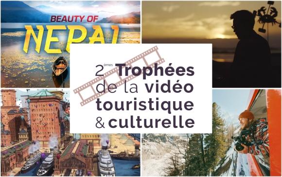 [Trophées de la Vidéo Touristique et Culturelle 2018] AND THE WINNERS ARE…