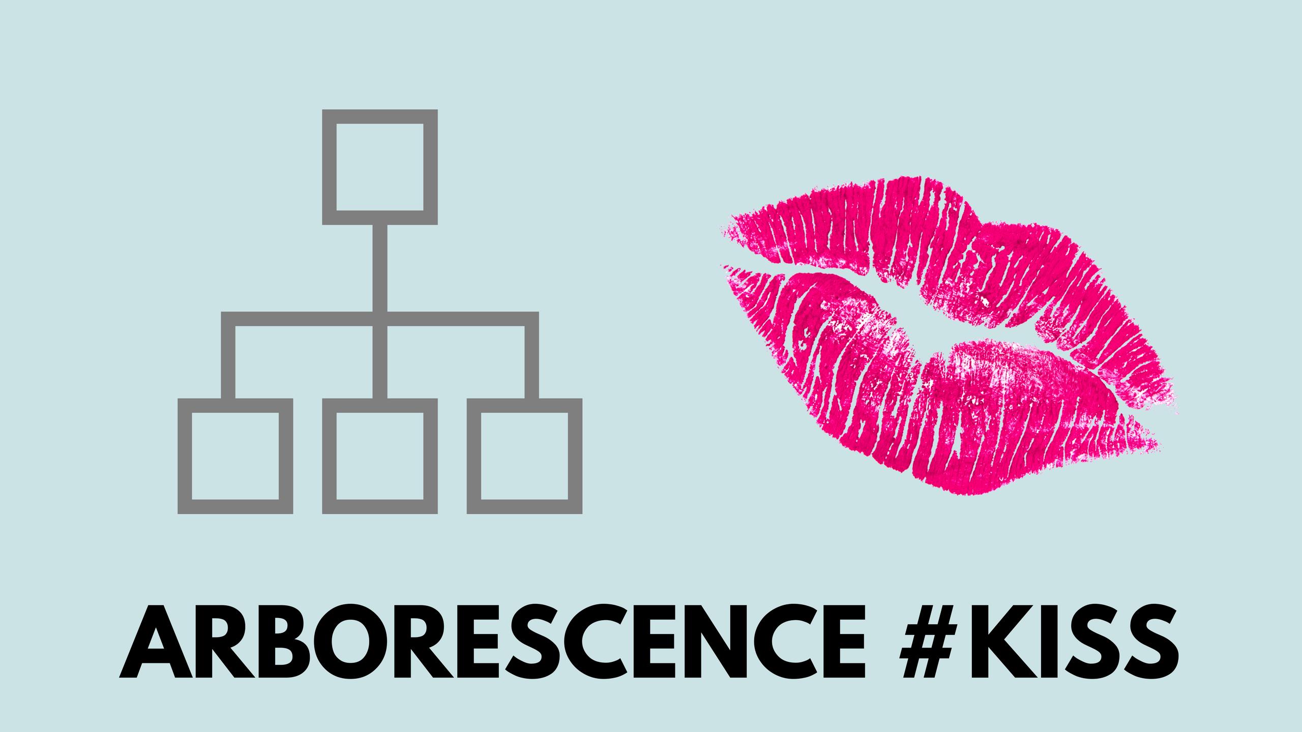 Créer une arborescence en mode #KISS