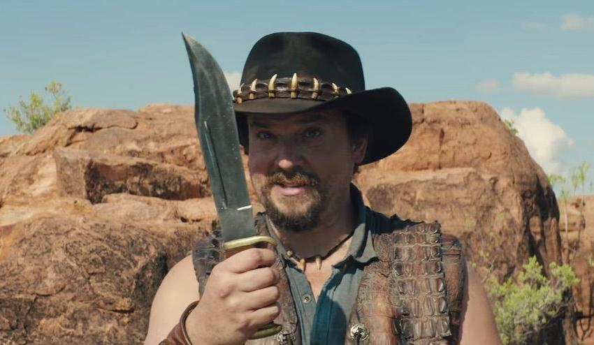 #DundeeMovie : l'Australie ressort la machette !